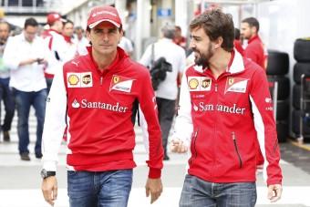 F1: De la Rosa követi Alonsót?