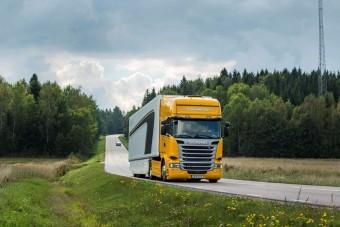 Új teherautókhoz tréning is jár