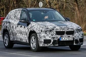 Olcsóbb, könnyebb lesz az új BMW X1