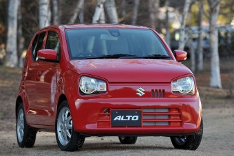 Itt az új Suzuki Alto