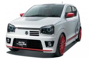 Itt a legkisebb Suzuki sportváltozata!