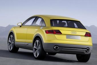 Terepjárót épít győri sportautójából az Audi