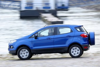 Gyengén muzsikál a legkisebb Ford SUV
