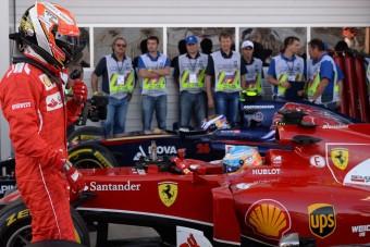 F1: Räikkönenre rá kell szabni az autót