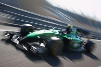F1: Potyára nem tesztel a Caterham