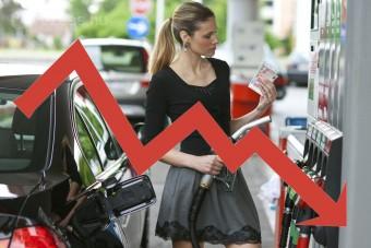 Újabb komoly üzemanyagár-csökkenés várható