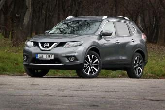 Nem az, ami volt: Nissan X-Trail