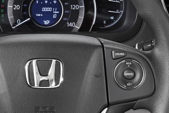 Előre gondolkodik a Honda tempomatja