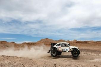 A Dakar egyik legvadabb verdája