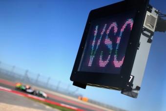 F1: Így működik a virtuális biztonsági autó
