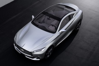 Japán kihívó az Audi A5-nek