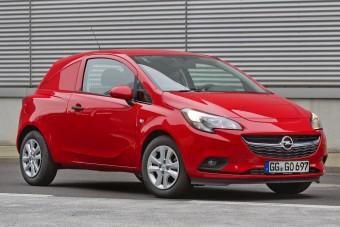 Itt az Opel kisdobozos furgonja