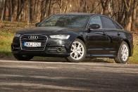 Ez történik, ha egy Audi A6-ot terepjáróként használnak 1