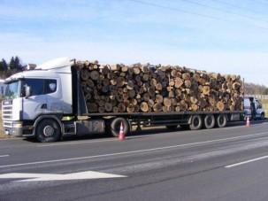 Rogyásig rakta a kamiont