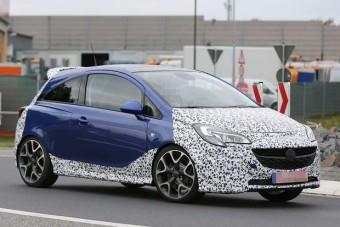 Gyártásra kész az Opel Corsa OPC