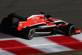 F1: Felkerült a nevezési listára a Manor Marussia