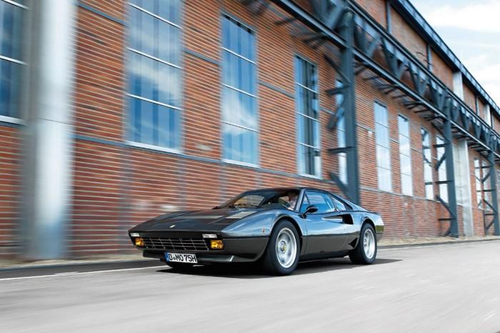 A nyolcvanas évek elején David Paul Goldsmith megvalósította álmát, és V12-es motort épített egy Ferrari 308 GTB-be. Már majdnem elkallódott az autó, amikor rátaláltak és megmentették.