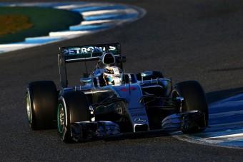 F1: A Mercedes eddig tényleg csak altatott