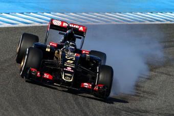F1: Végre senki nem panaszkodott a Pirellire