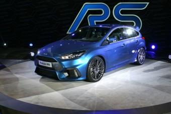 BMW-k és Audik ellen megy az új Focus RS