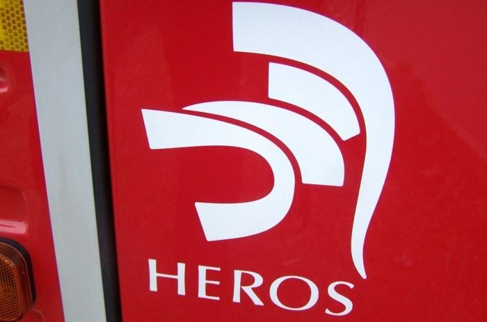 A felépítmény és egyes tűzoltás-technikai elemek a BM Heros munkáját dícsérik