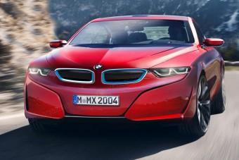 Elektromos luxusszedánt épít a BMW