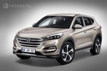 Nagyautós a Hyundai kis terepese