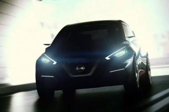 Előzetesen a Nissan Micra utóda