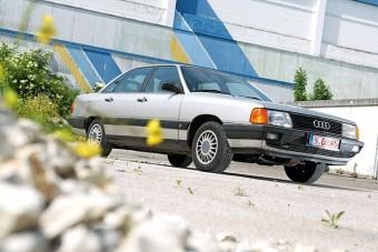 Sok Audi kevés pénzért