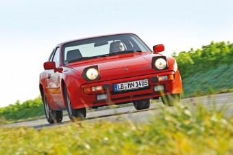 Szuper Porsche minimáláron