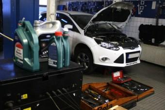 Többet járnak a magyar autósok márkaszervizbe