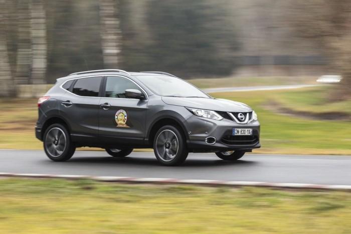 Nissan Qashqai - divatos, csendes és harmonikus