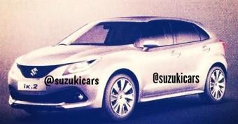 Kiszivárogtak a Suzuki új autói