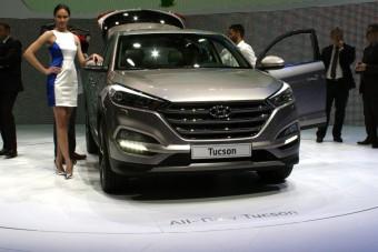 Ellenfél a Qashqainak a Hyundaitól