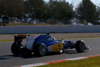 F1: A Sauber visszalőtt