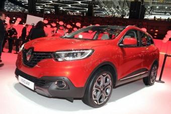A Renault új crossoverei Genfben