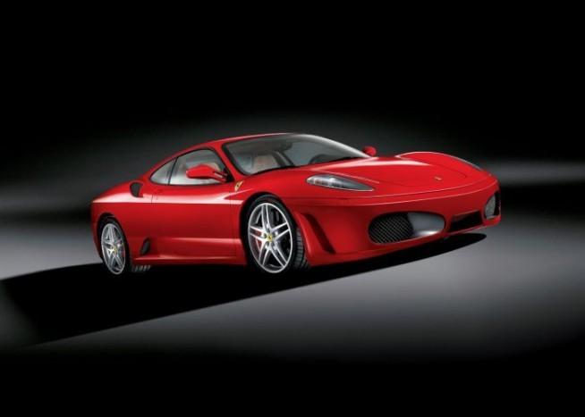 7. 2005 Ferrari F430 - 7m 55s