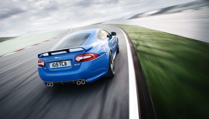 3. 2011 Jaguar XKR-S - 7m 51s
