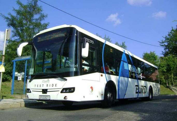 A Credo három típusát, az Inovellt, a Econellt és az Econell City-t készíti el Euro 6-os változatban az első körben. A képen az Econell City látható