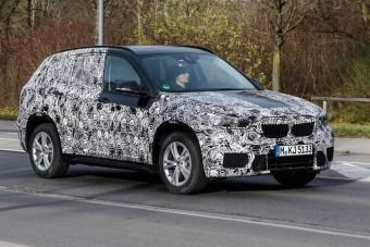 Sportosabb lesz a BMW X1 utódja