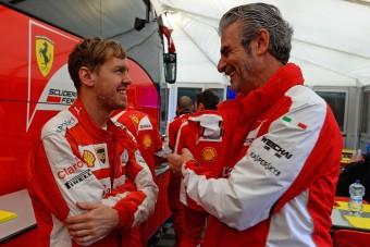 F1: A Ferrarié a tökéletes páros