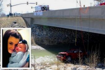 Félelmetes balesetet élt túl egy csecsemő