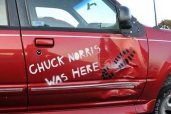 A 75 éves Chuck Norris legkegyetlenebb jelenete