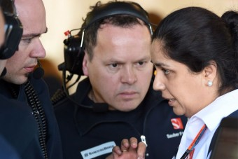 F1: A lecsukás odavágott a Sauber-főnöknek