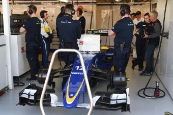 F1: Előrelépés a Saubernél?