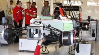 F1: Nem tudni, elindul-e a Manor