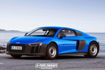 Fapados Audi R8? Jöhet!