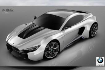 Ilyen lesz a következő BMW i-modell?