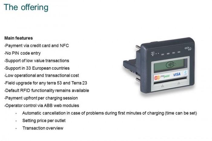 Bankkártya-modul a gyorstöltőkhöz: az új NFC-szabvánnyal kényelmes a fizetés