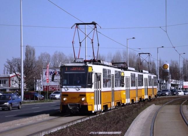 Egyelőre a jó öreg Tatrák járnak még a meghosszabbított útvonalon